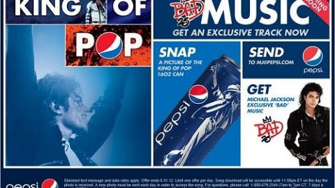 Pepsi et Bad 25th : canettes spéciales
