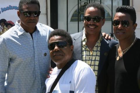 Jacksons: retour à Gary (Unity Tour)