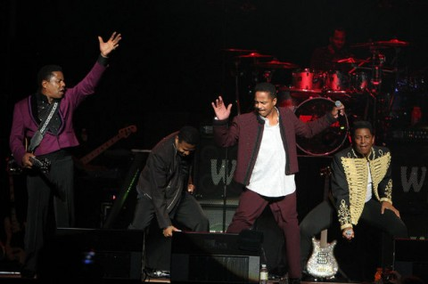 The Jacksons: le Unity Tour a démarré !