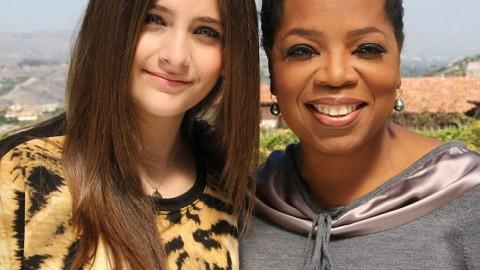 L'interview de Paris avec Oprah