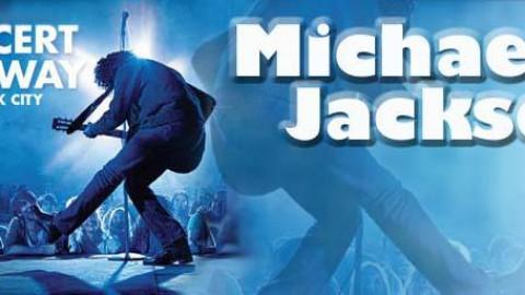 Huldeconcerten voor Michael: Pepsi + Walmart + 103.3 Kiss FM