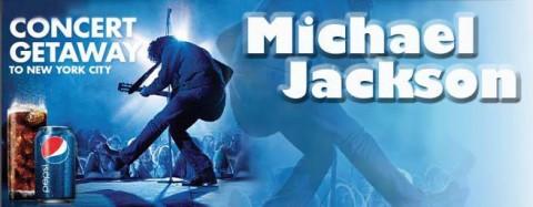 Concert hommage à Michael: Pepsi + Walmart + 103.3Kiss FM