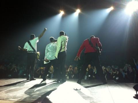 Les Jacksons cartonnent à Night Of The Proms !