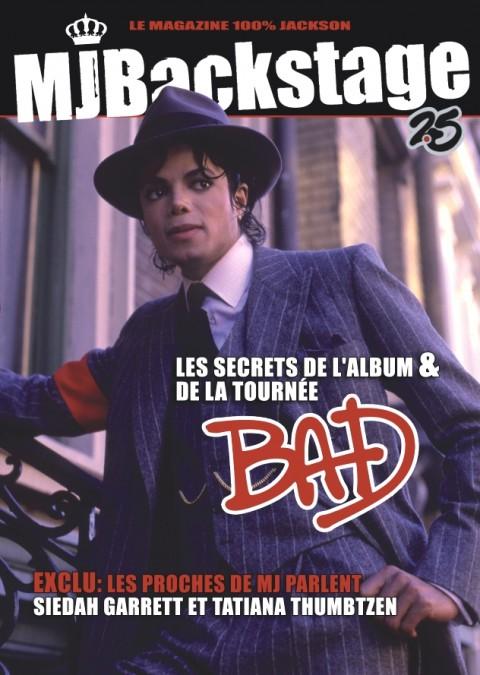 Le MJBackstage 2.5 (deluxe edition) est sorti !!!!