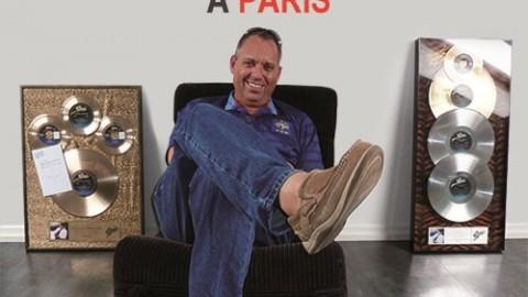 Brad Sundberg à Paris