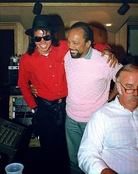 Une chanson en hommage à Michael