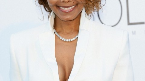 Cannes: Janet au gala de la fondation Amfar