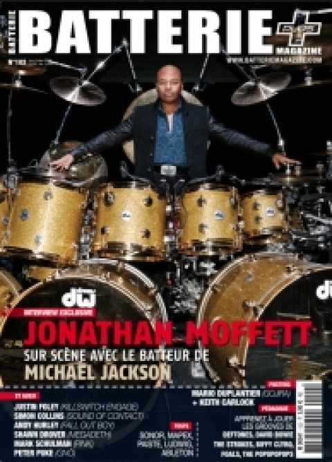 Interview de Jonathan Moffett (batteur de MJ)