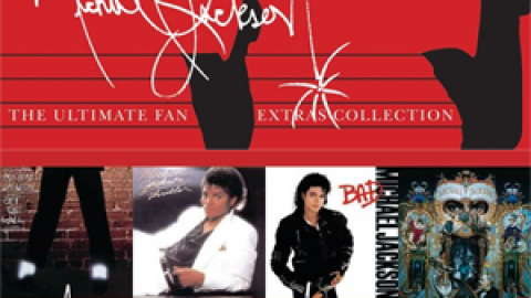 MICHAEL JACKSON ANTHOLOGIES