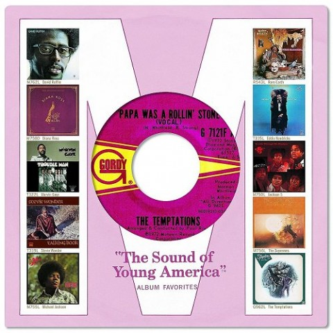 BOX SET MOTOWN: THE COMPLETE MOTOWN SINGLES – VOL 12B: 1972…