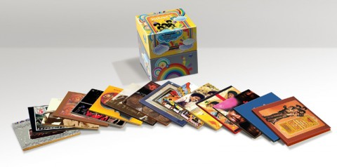 Jackson5 Box – The Complete Album Collection