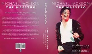 chris caldman - michael Jackson The Maestro cover