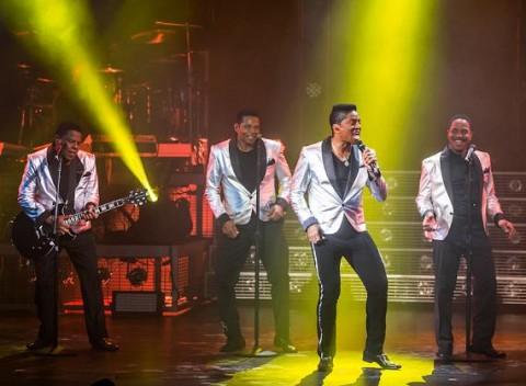 The Jacksons komen terug naar Europe