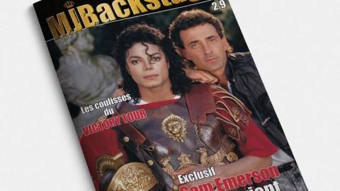 Le nouveau MJBackstage est sorti !