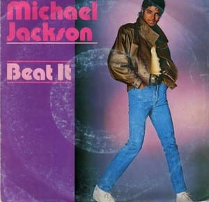 Beat It 7 inches