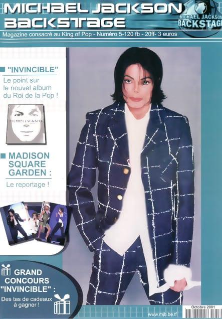 MJ Backstage 0.5