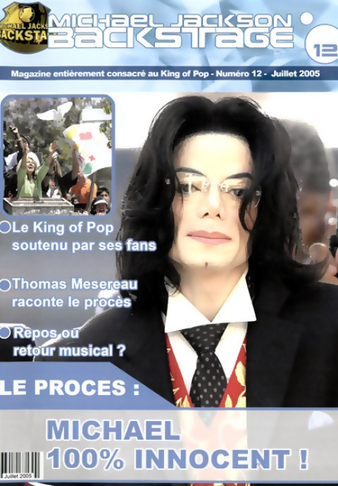 MJ Backstage 12