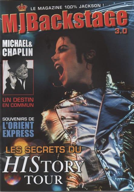 MJ Backstage 3.0