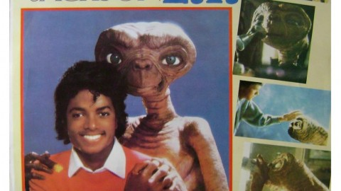 E.T. The extraterrestrial – 33 tours turc