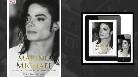 """""""Making Michael"""" : nouveau livre"""