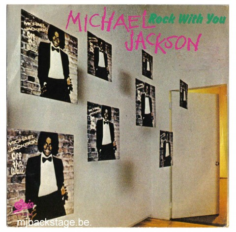 Rock With You – 45 tours italien