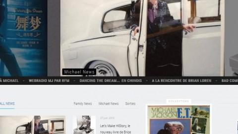Un nouveau site MJBackstage pour mieux vous servir
