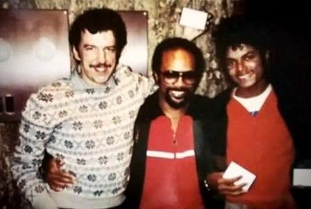 Temperton, Quincy Jones et MJ