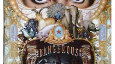 Dangerous – CD Long Box – USA