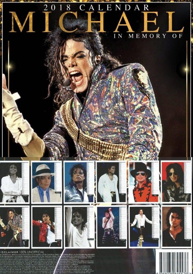 Calendrier  Michael Jackson ................ 001-672x951