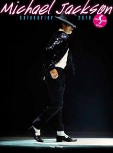 Calendrier  Michael Jackson ................ 004A-222x300