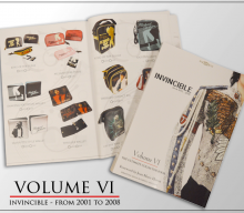 "Le volume ""Invincible"" du Collector Book est sorti !"