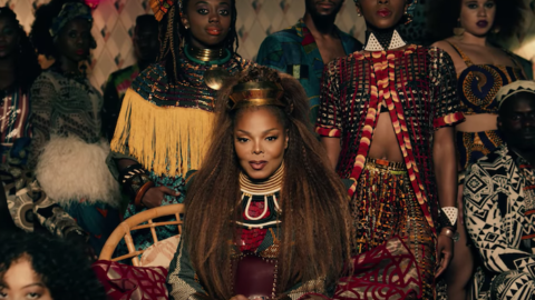 Janet is Back…