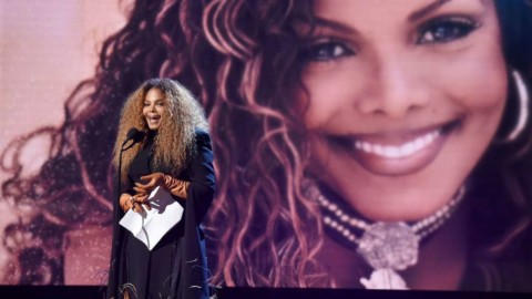 Discours complet de Janet au Rock and Roll Hall of Fame