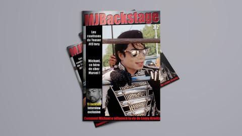Le MJBackstage revient : un nouveau magazine à la fin août !