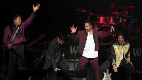 Les Jacksons à Vegas !