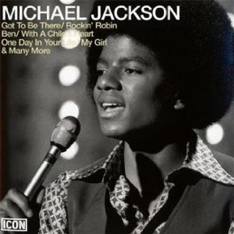 """Nouveau CD Best Of """"Icon"""" (Motown)"""