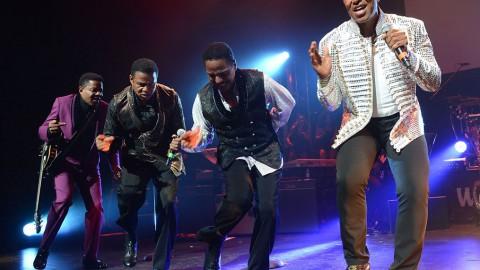 De Jacksons in België!