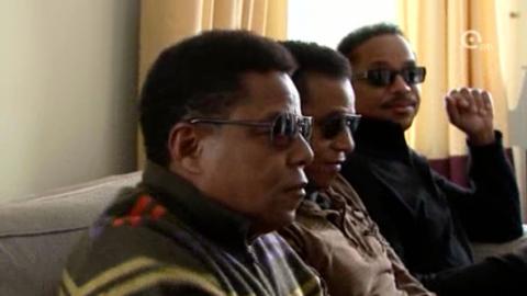 Premières interviews des Jacksons