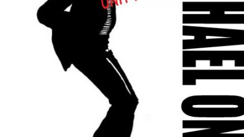 Michael on Ice!