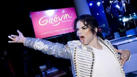 Nouvelle statue de cire : Grévin à Montréal !