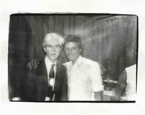 Tirage argentique de Warhol avec Michael Jackson aux enchères