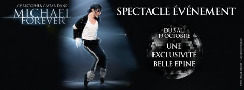 """Het gezelschap van """"Michael Forever"""" neemt haar intrek in Belle Epine (Paris)"""