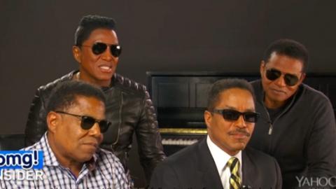 De Jacksons geven commentaar over het vonnis van het proces Katherine/AEG