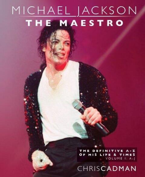 """Enfin publié chez Amazon Angleterre et Allemagne, bientôt en France  : """"Michael Jackson – The Maestro"""" de Chris Caldman"""