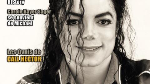 Nouveau mag MJBackstage: sortie imminente