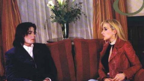 Gold Magazine : interview exclusive avec Michael Jackson …