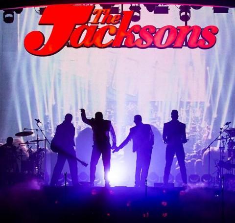Les Jacksons de retour en Europe