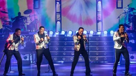 Een update van The  Jacksons