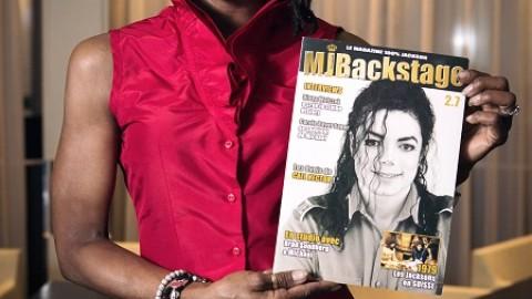 """Siedah Garrett : """"en studio Michael me lançait des pop-corns"""""""