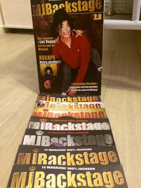 Le nouveau MJB est arrivé : MJBackstage 2.8
